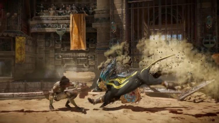 Mortal Kombat 11 Kotal Kahn Reveal Kat