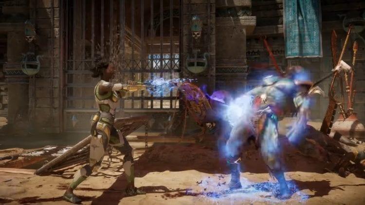 Mortal Kombat 11 evo 2019 samurai shodwown smash ultimate