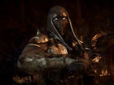 Mortal Kombat 11 Noob Saibot Reveal