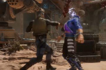 Mortal Kombat 11 Old Skool New Skool Johnny Vs Johnny