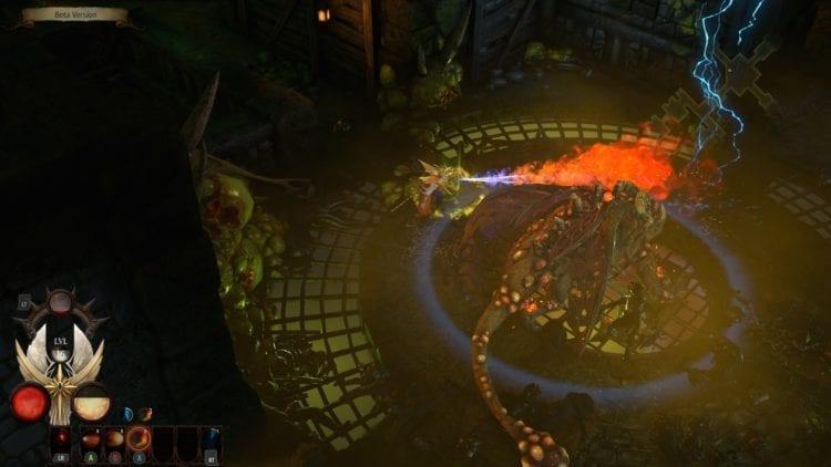 Preview Warhammer Chaosbane Nurgle Daemon