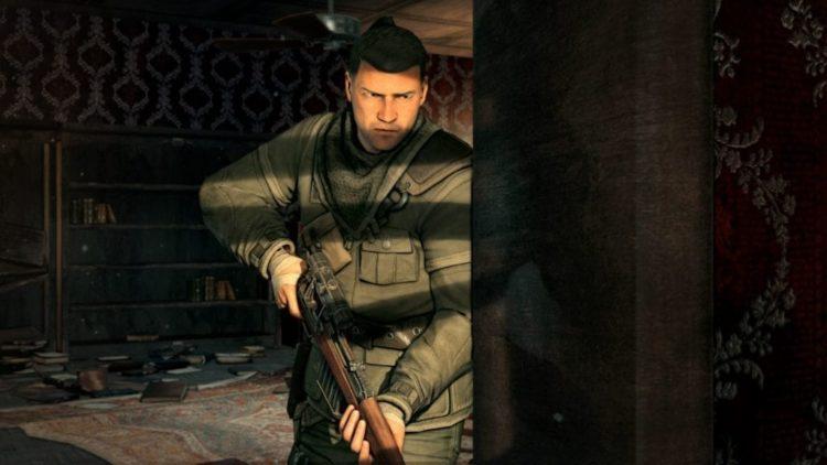 Sniper Elite V2 Remastered, VR Game, And Sniper Elite 5 Officially Announced