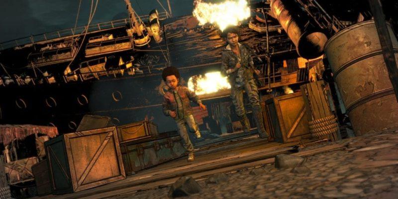 The Walking Dead The Final Season Episode 4 Take Us Back Review Start Ship