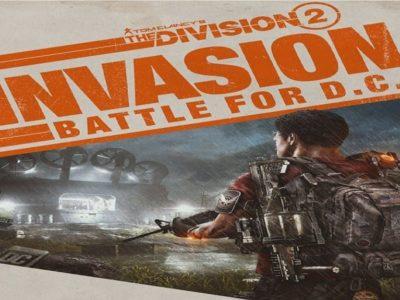 The Division 2 World Tier 5 Raid Release Tidal Basin Black Tusk Invasion Battle For Dc
