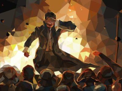 We. The Revolution game artwork