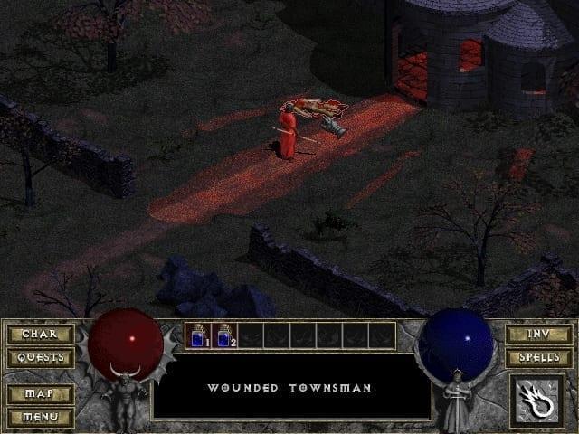 Diablo Gog Tristram