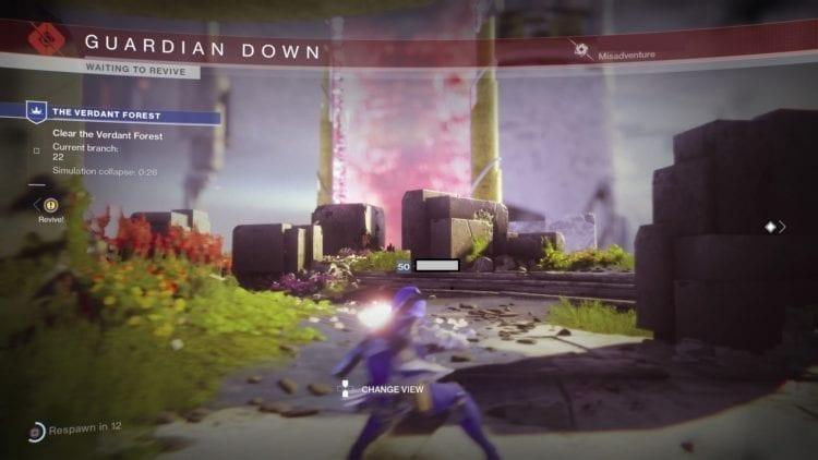 Destiny 2 - Verdant Forest- Guardian