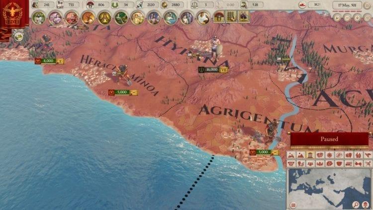Imperator Rome Roman Roads