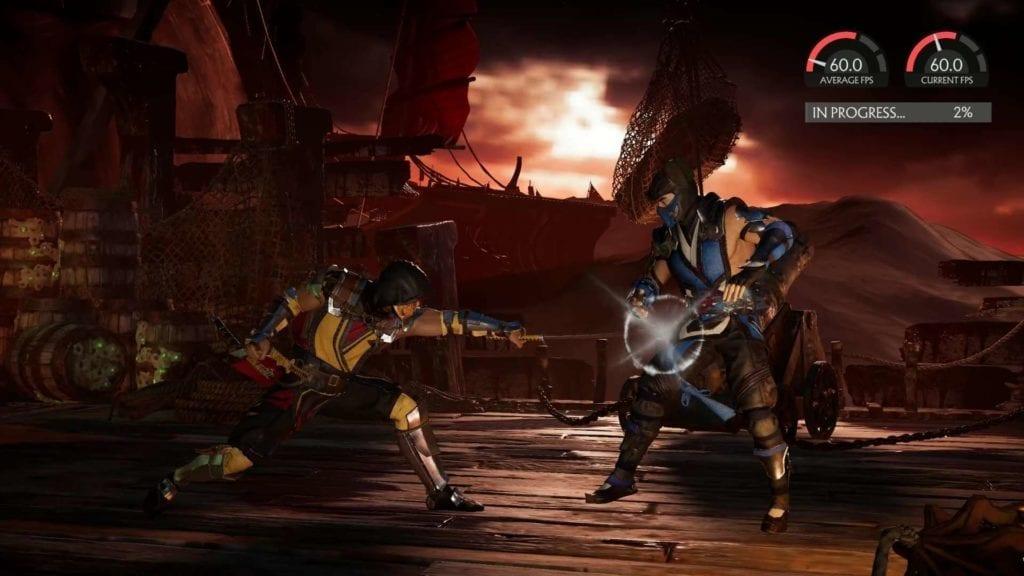 Mortal Kombat 11 PC Technical Review: Slick As An Ice Sword | PC