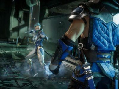 Mortal Kombat 11 Frost Reveal