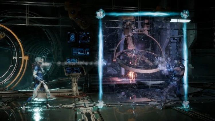 Mortal Kombat 11 Frost Reveal Ice Box