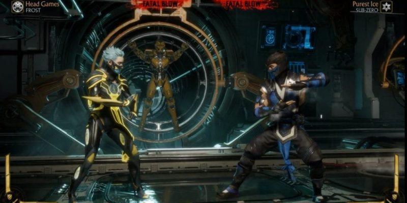 Mortal Kombat 11 Frost Reveal Tutorial Skin