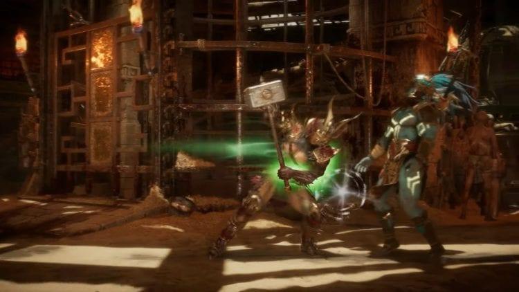 Mortal Kombat 11 Shao Kahn Reveal Kahn Vs Kahn