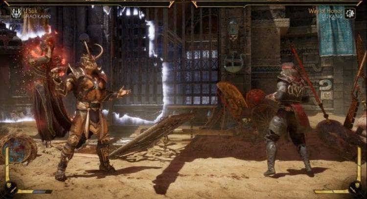 Mortal Kombat 11 Shadow Priest