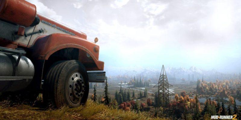 Mudrunner 2 In Game Screenshot 2