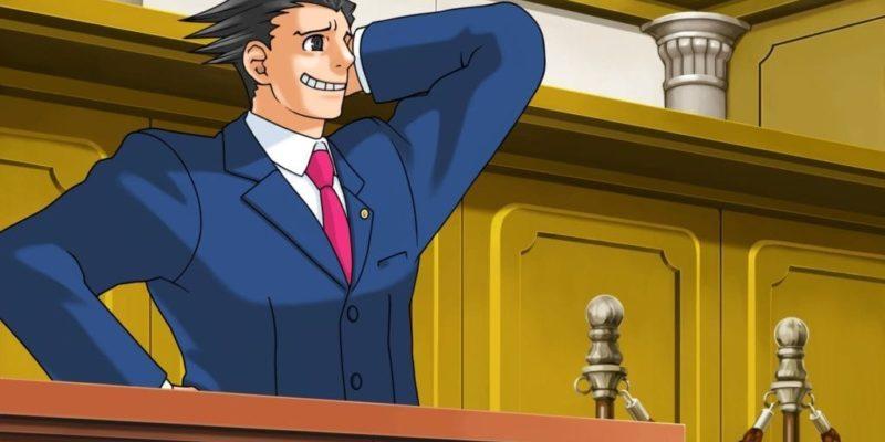 Phoenix Wright Ace Attorney Trilogy Blade 2
