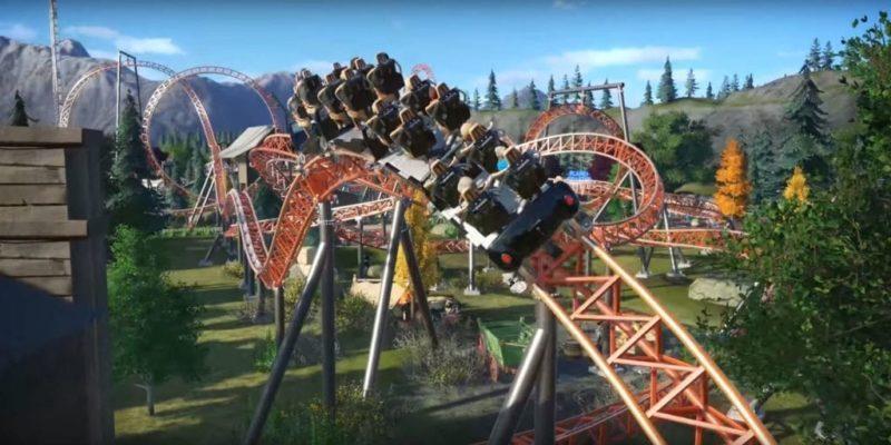 Planet Coaster Copperhead Strike Dlc