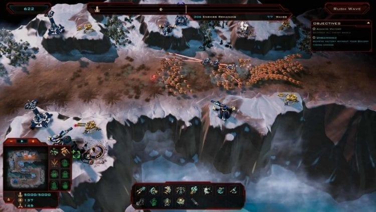 Siege Of Centauri Swarm