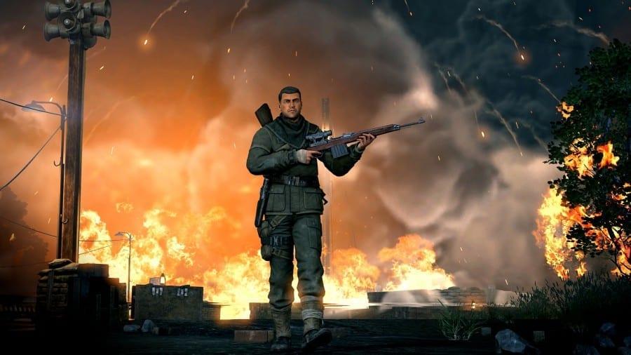 Sniper Elite V2 Remastered Release Date May 2019