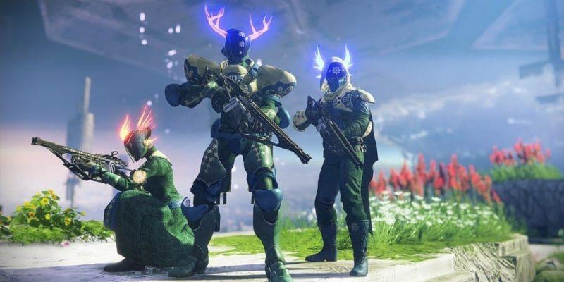 The Revelry Spring Event Destiny 2 Armor Sets