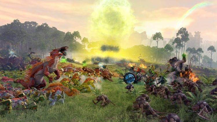 Total War Warhammer 2 Prophet And Warlock Dlc Ikit Claw Tehenhauin