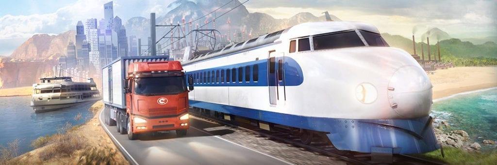 Transport Fever 2 No Logo Cover