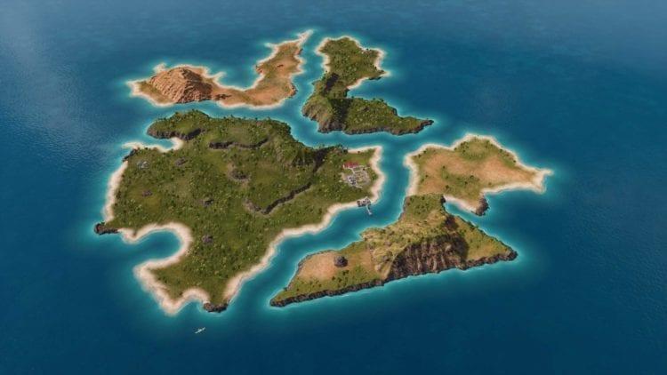 Tropico 6 Archipeligo