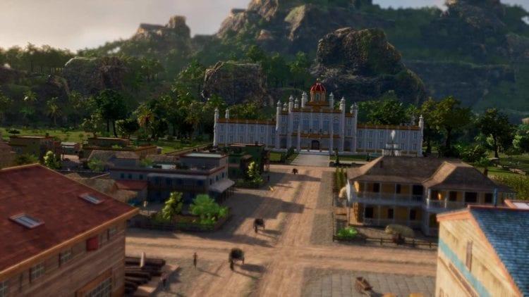 Tropico 6 Colonial Palace