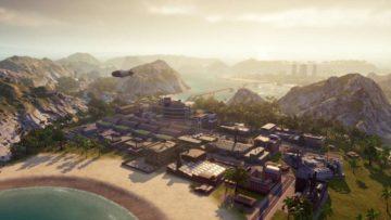Tropico 6 Modern Times Era