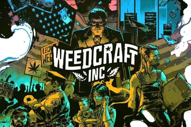 4/20 Contest: Win A Steam (lol) Copy Of Devolver Digital's Weedcraft Inc