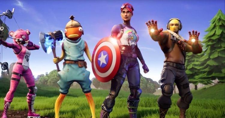 Fortnite Avengers
