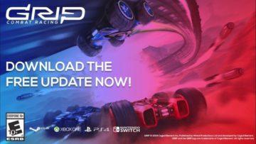 Grip: Combat Racing Expands With Massive Content Drop