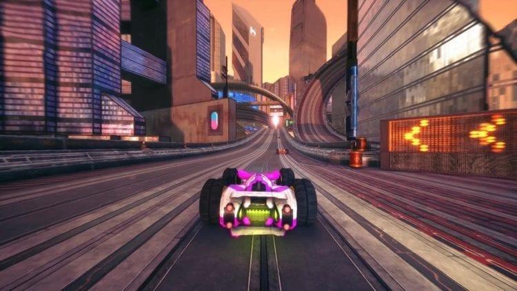 Grip Combat Racing Hive Horizon 2