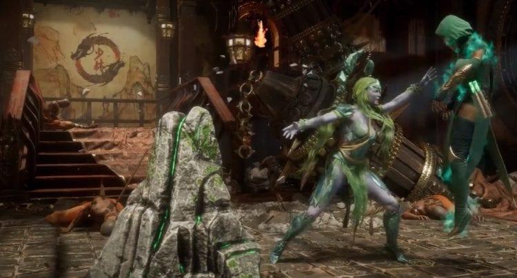 Mortal Kombat 11 Centrion Reveal Grab