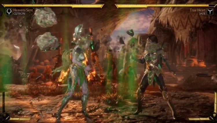 Mortal Kombat 11 Cetrion Rocks
