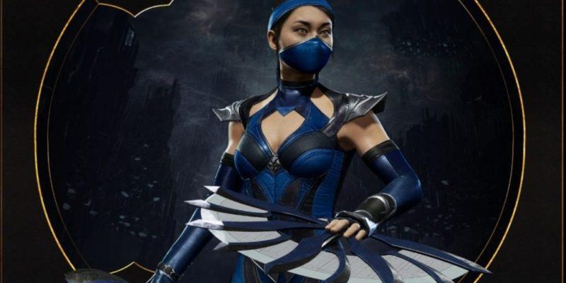 Mortal Kombat 11 Kitana Reveal