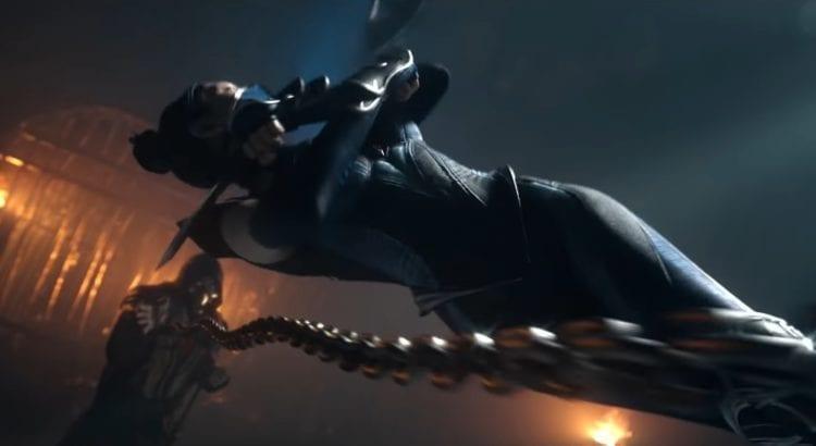 Mortal Kombat 11 Tv Spot Kitana Scorpion