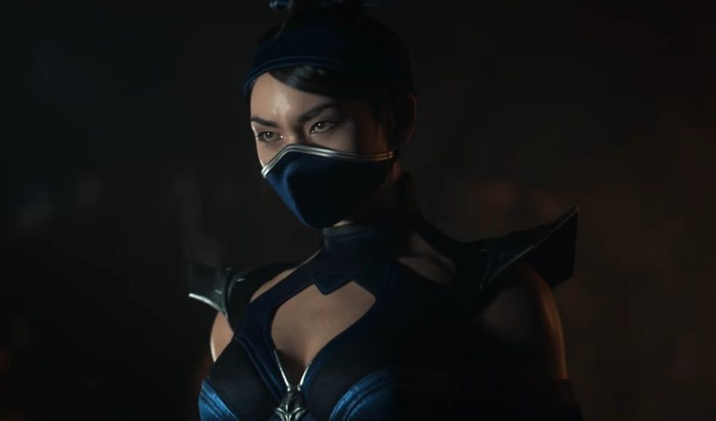 Mortal Kombat 11 Tv Spot Kitana