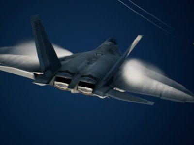 Ace Combat 7 F-22