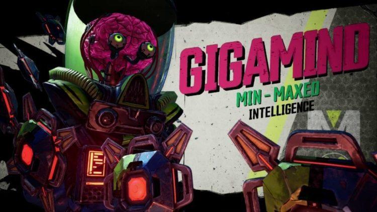 Borderlands 3 Gigamind