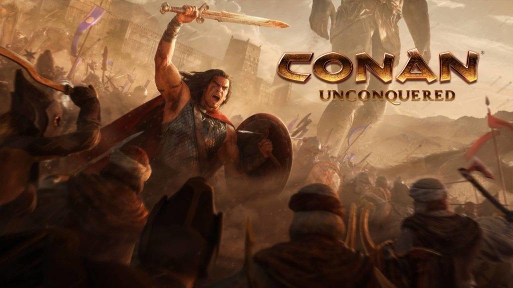 Conan Unconquered Blade