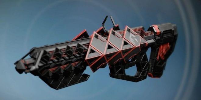 Destiny 2 Outbreak Prime