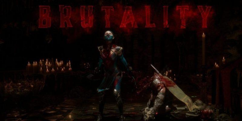 Mortal Kombat movie R rated fatalities Mortal Kombat 11