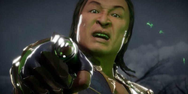 Mortal Kombat 11 evo 2019 registration samurai shodown smash ultimate