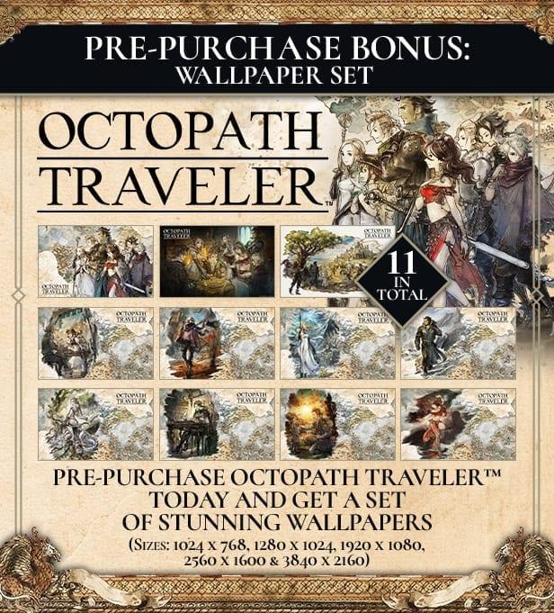 Octopath Traveler Steam