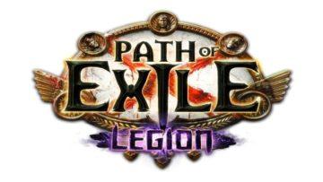 Path Of Exile Legion Expansion Logo