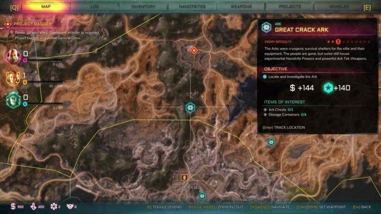 Rage 2 Great Crack Ark Location