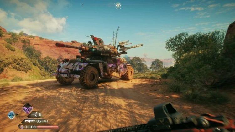 Rage2 Tank