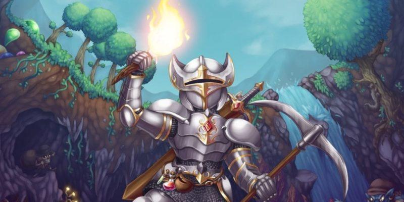Terraria Re-Logic Epic Games Store