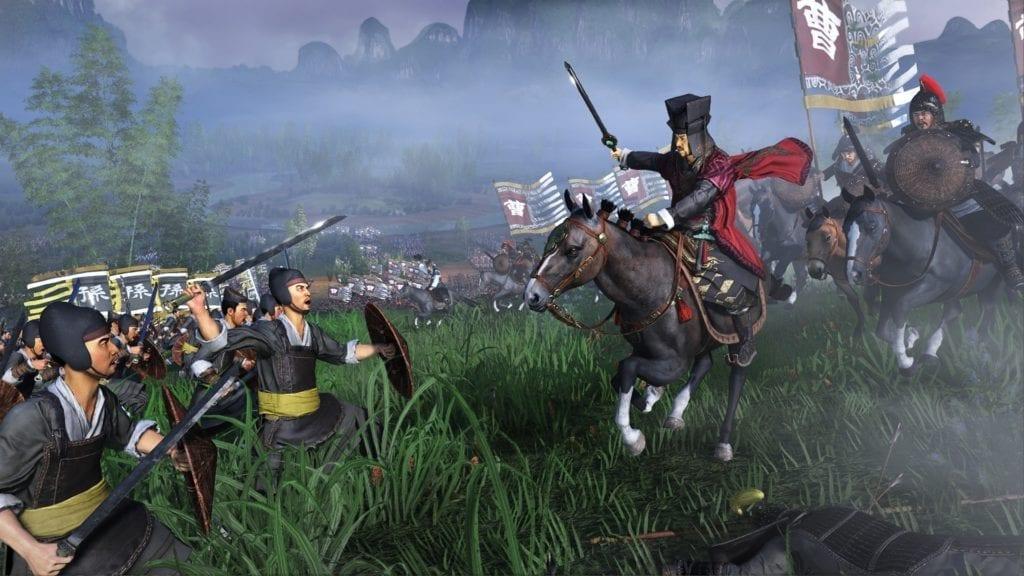 Total War Three Kingdoms Battle